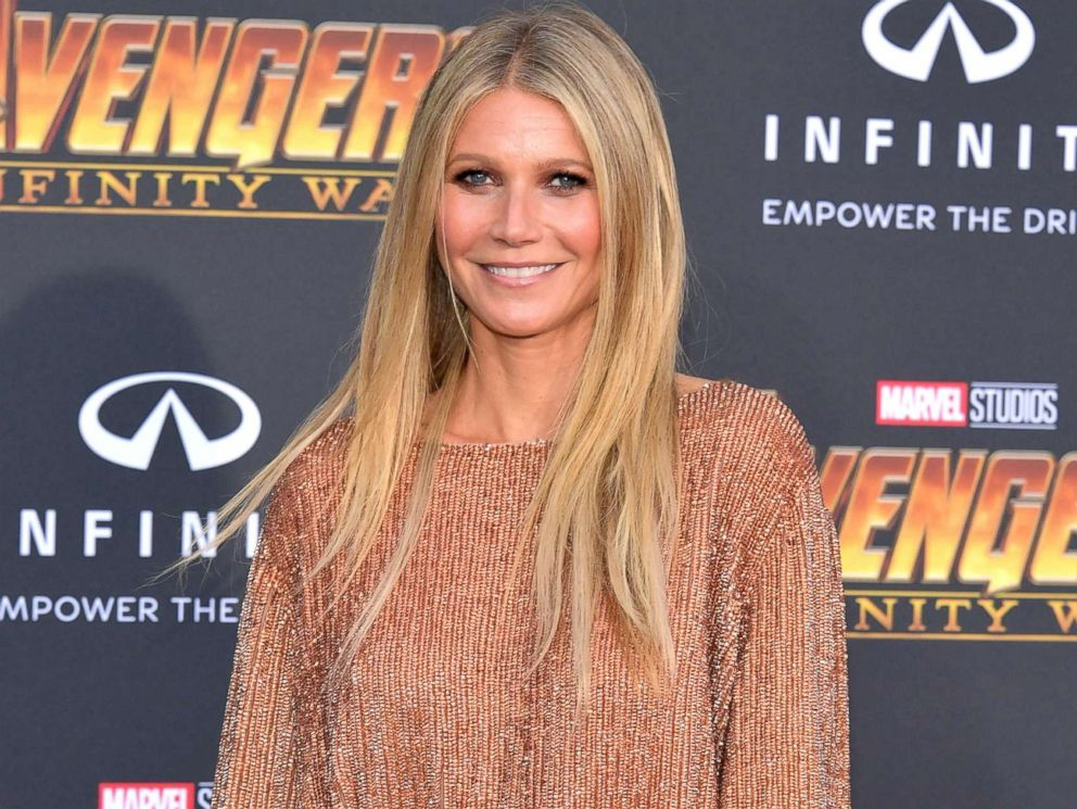 PHOTO: Gwyneth Paltrow attends the premiere of Disney and Marvels Avengers: Infinity War on April 23, 2018 in Los Angeles.