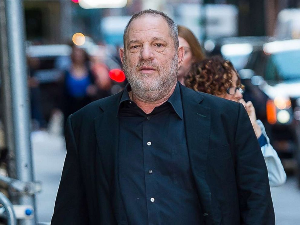 PHOTO: Harvey Weinstein is seen, Sept. 7, 2017 in New York City.