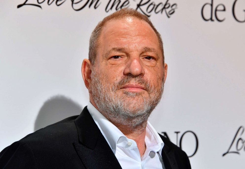 Harvey Weinstein charged with rape, sexual abuse by NY police