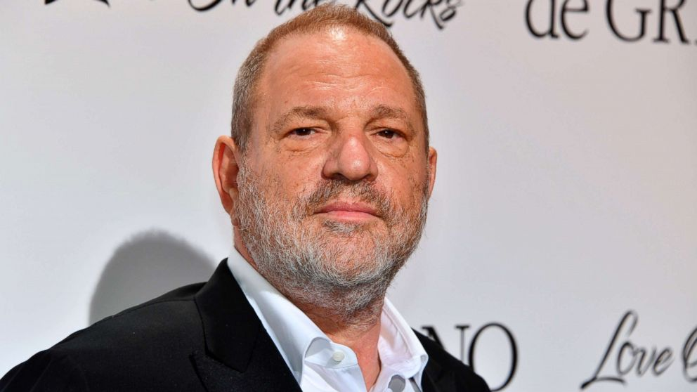 Harvey Weinstein during a photocall as he arrives to attend the De Grisogono Party on the sidelines of the 70th Cannes Film Festival, May 23, 2017.