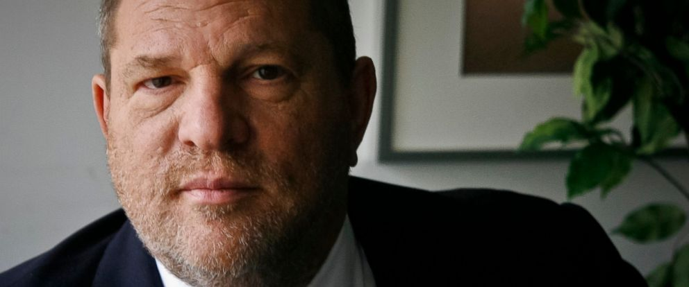 PHOTO: In this Nov. 23, 2011 file photo, film producer Harvey Weinstein poses for a photo in New York