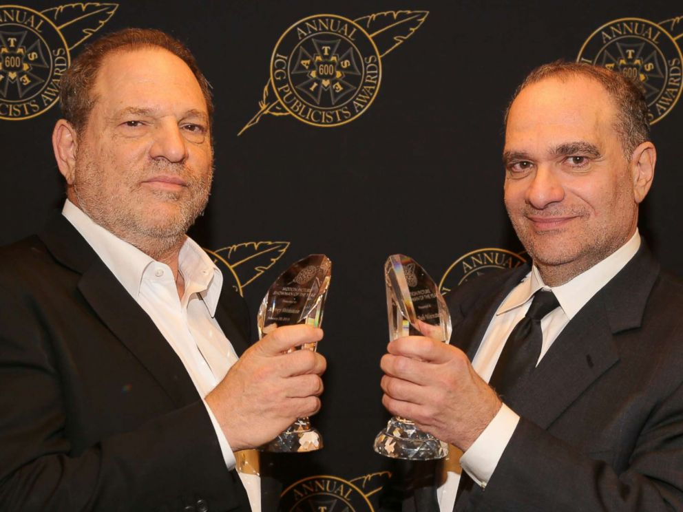 Bob Weinstein Says Sick And Depraved Brother Harvey Weinstein Abused Him Abc News