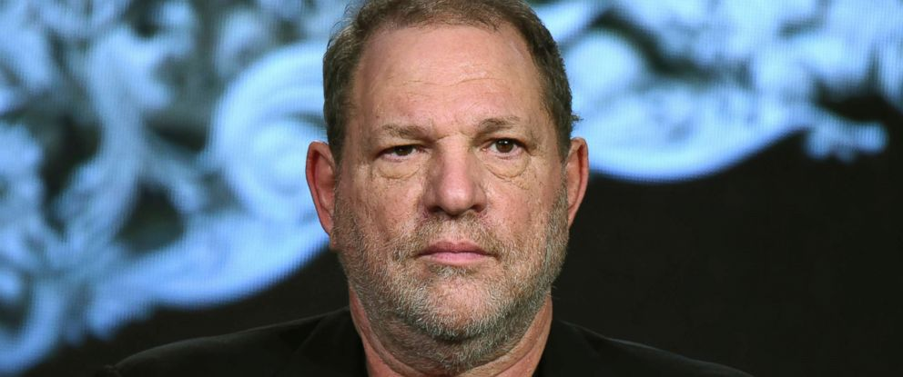 PHOTO: Producer Harvey Weinstein appears at a panel discussion in Pasadena, Calif., Jan. 6, 2016.