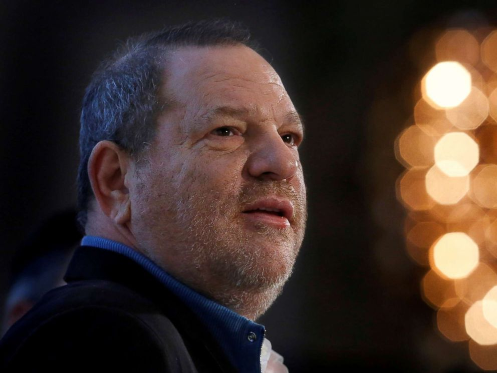 Harvey Weinstein wants access to his old email