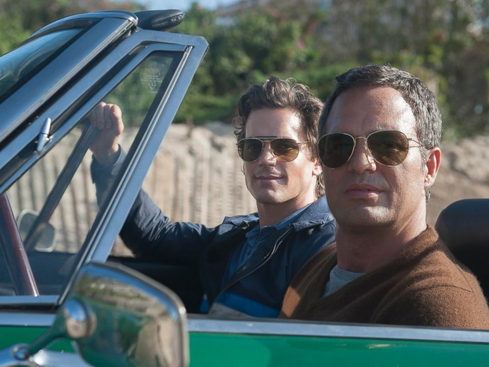 PHOTO: Matt Bomer and Mark Ruffalo appear in the HBO film The Normal Heart.