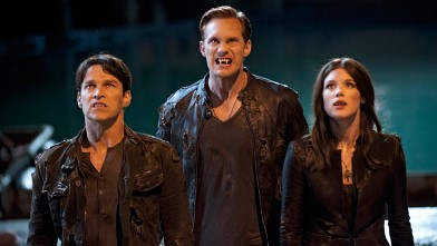 """PHOTO: A scene from the new season of """"True Blood,"""" which premieres on June 10, 2012."""