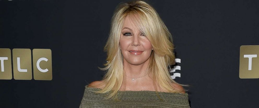 PHOTO: Heather Locklear arrives at The Paley Center for Media on Aug. 16, 2016 in Beverly Hills, Calif.