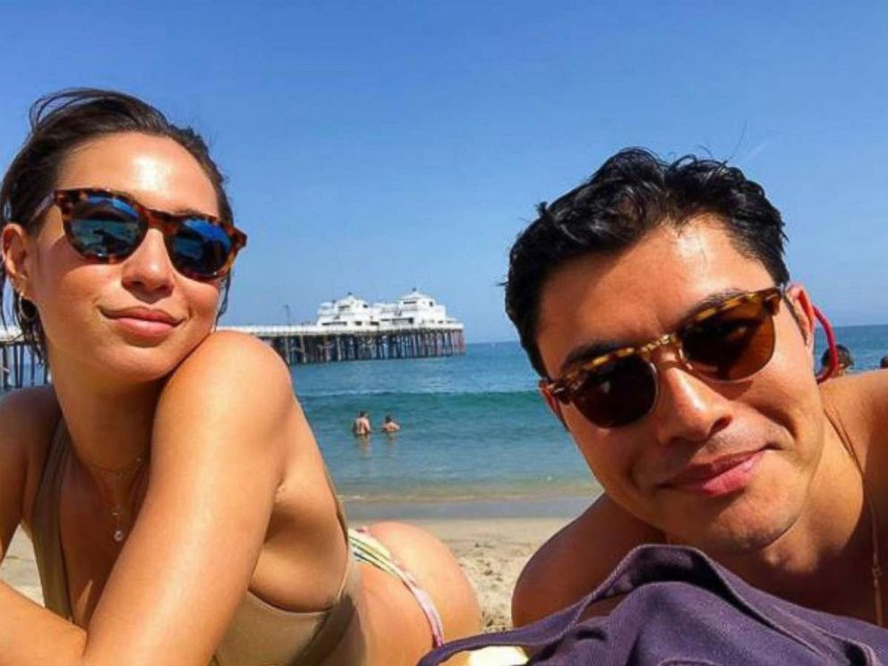 PHOTO: Henry Golding posted this photo on Instagram with this caption: California beachn, July 11, 2018.