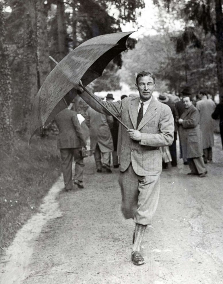 PHOTO: Herman Rogers in an image from a new biography of Wallis Simpson, Wallis in Love, by historian Andrew Morton.