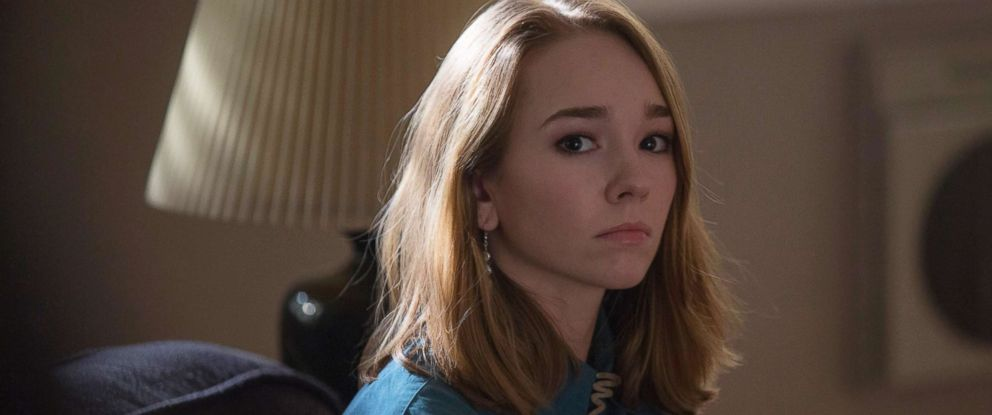 "PHOTO: Holly Taylor as Paige Jennings in a scene from ""The Americans."""