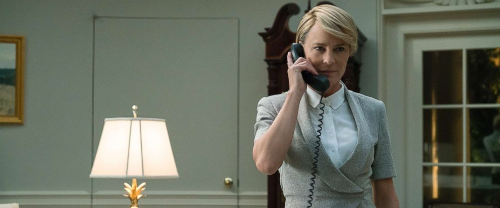 """PHOTO: A scene from """"House of Cards."""""""