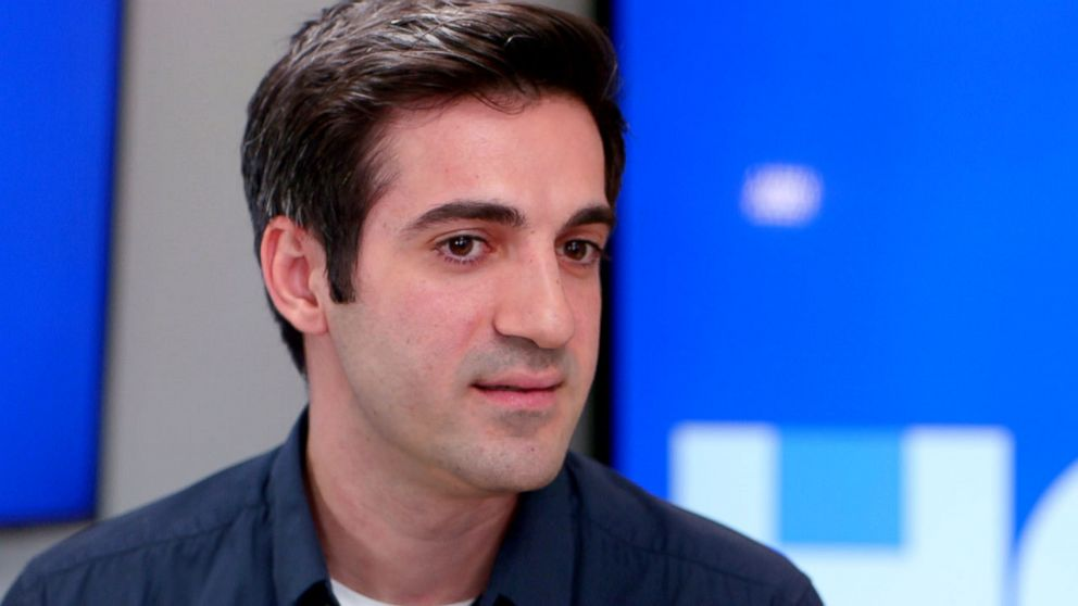 PHOTO: HQ Trivia co-founder Rus Yusupov has a history of successful internet startups including video-app Vine.