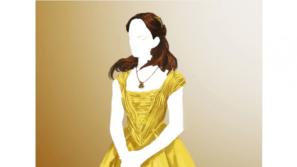 How The Beauty And The Beast Costume Designer Reinvigorated Belle As Active Heroine Abc News