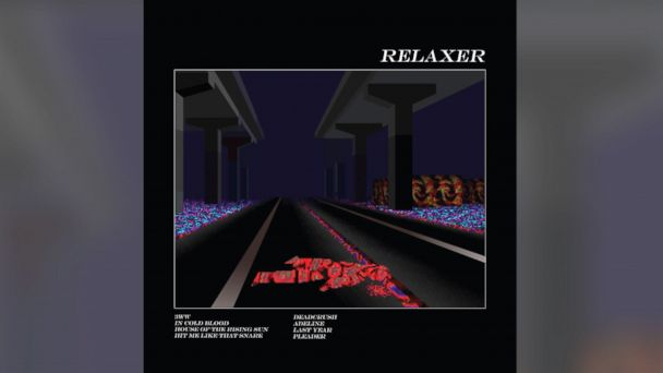 "PHOTO: alt-Js new album, ""Relaxer,"" was released on June 2, 2017."