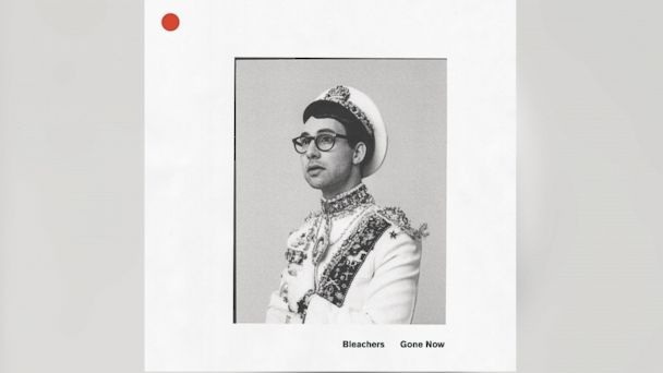 "PHOTO: Bleachers new album, ""Gone Now,"" was released on June 2, 2017."