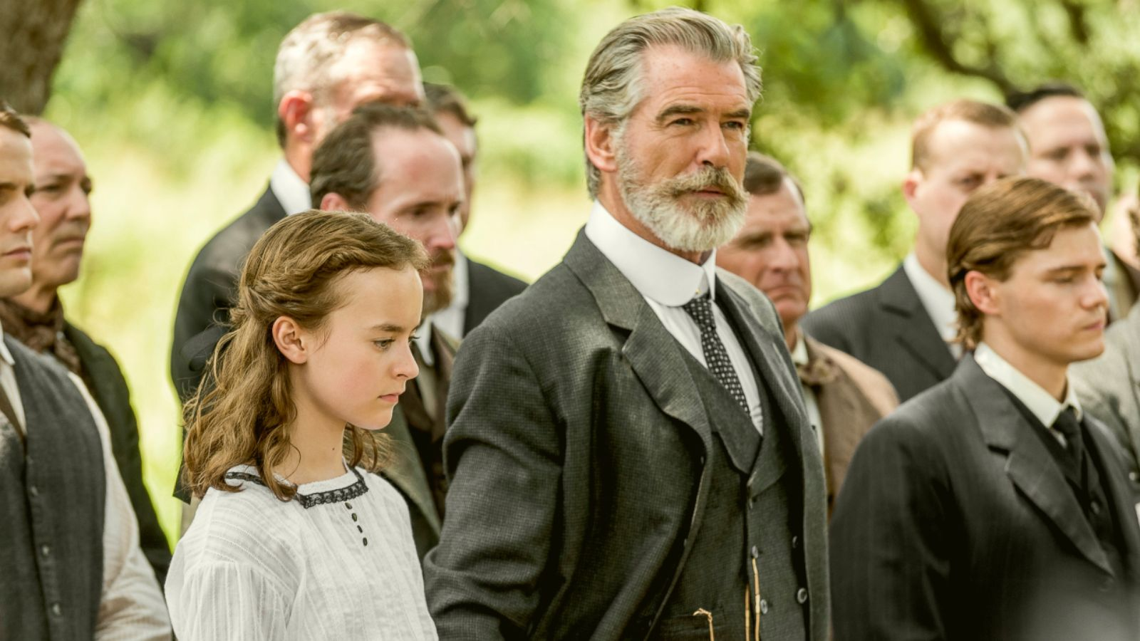 Pierce Brosnan: 'Acting for me is my life force'