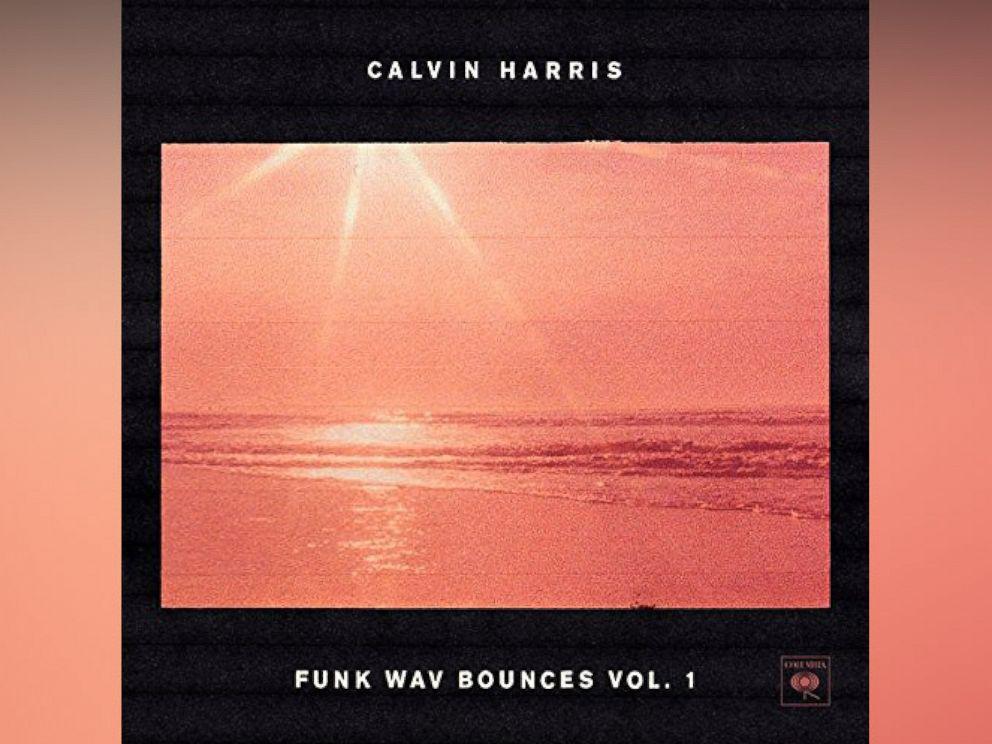 PHOTO: Calvin Harris new album Funk Wav Bounces Vol.1, June 30, 2017.