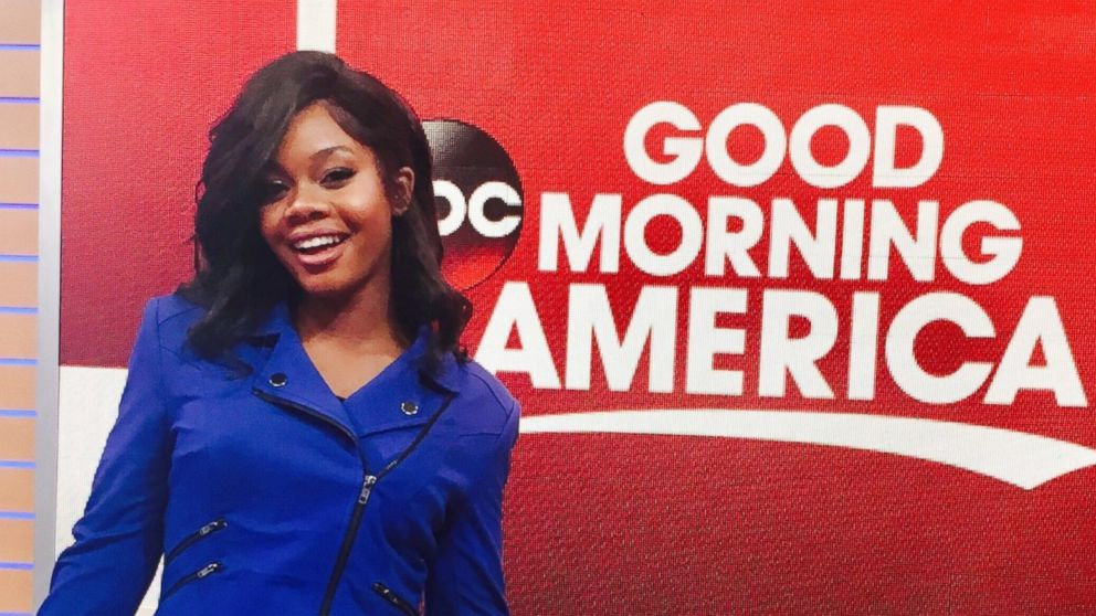 Olympian Gabby Douglas Discusses Her Mission To End ...