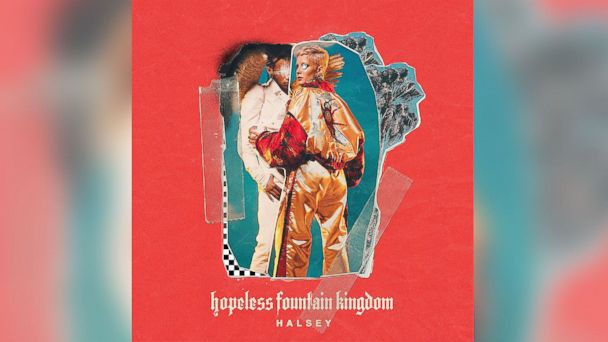 "PHOTO: Halseys new album, ""hopeless fountain kingdom,"" was released on June 2, 2017."