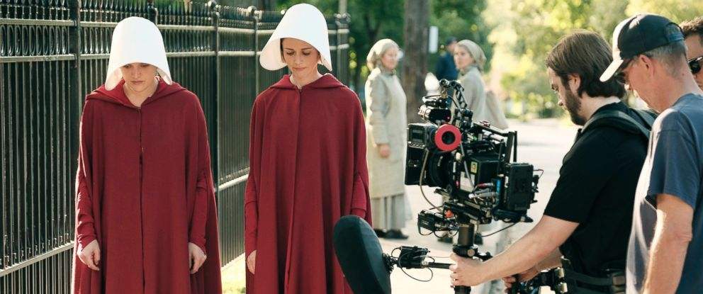 "PHOTO: The Handmaids Tale ""Offred"" Episode 101."