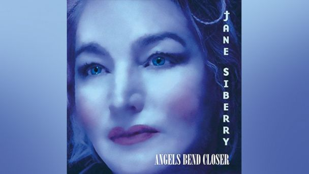 "PHOTO: Jane Siberry, ""Angels Bend Closer""."