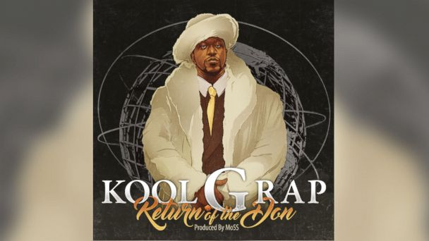 "PHOTO: Kool G Raps new album, ""Return of the Don,"" was released on June 2, 2017."