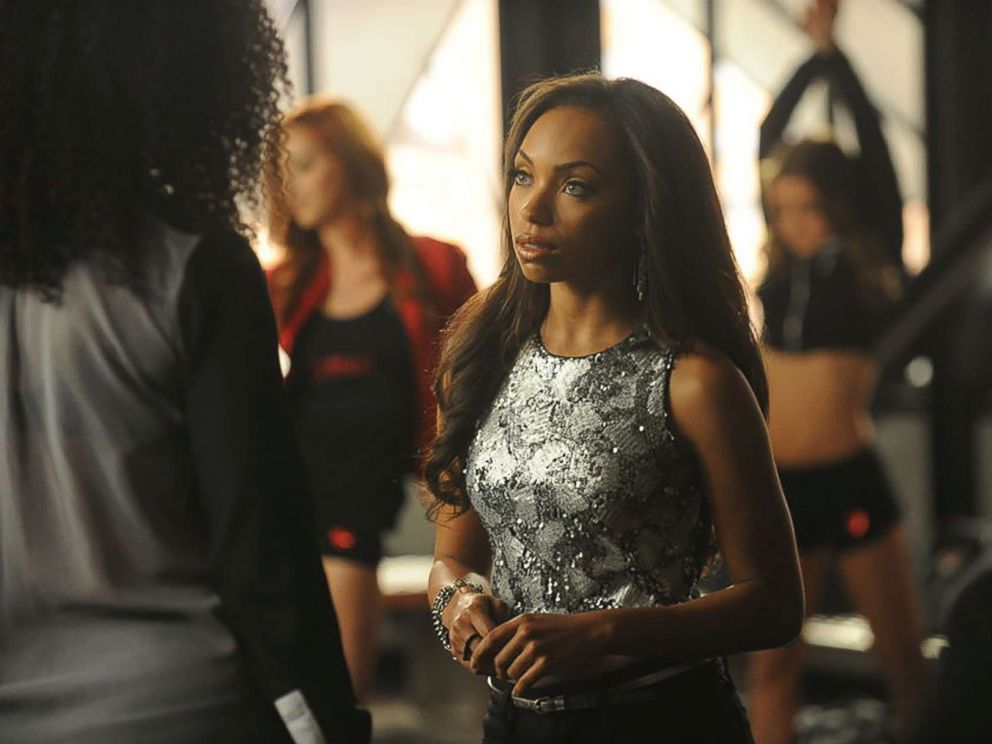 PHOTO: Logan Browning in Hit the Floor.