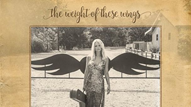 "PHOTO: Miranda Lambert, ""The Weight Of These Wings""."