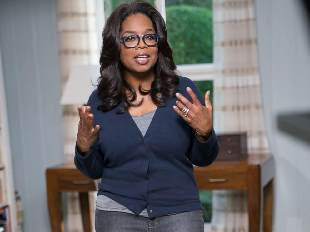 Oprah Winfrey Announces She Lost 40 Pounds - ABC News