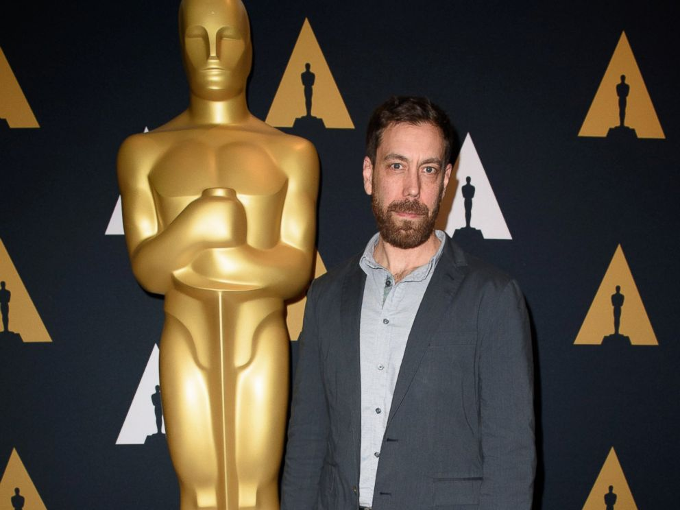 PHOTO: Documentary Short Subject nominee Dan Krauss, Extremis, prior to the Academy of Motion Picture Arts and Sciences Oscar Week: Documentaries event on Feb. 22, 2017 in Beverly Hills, Calif.