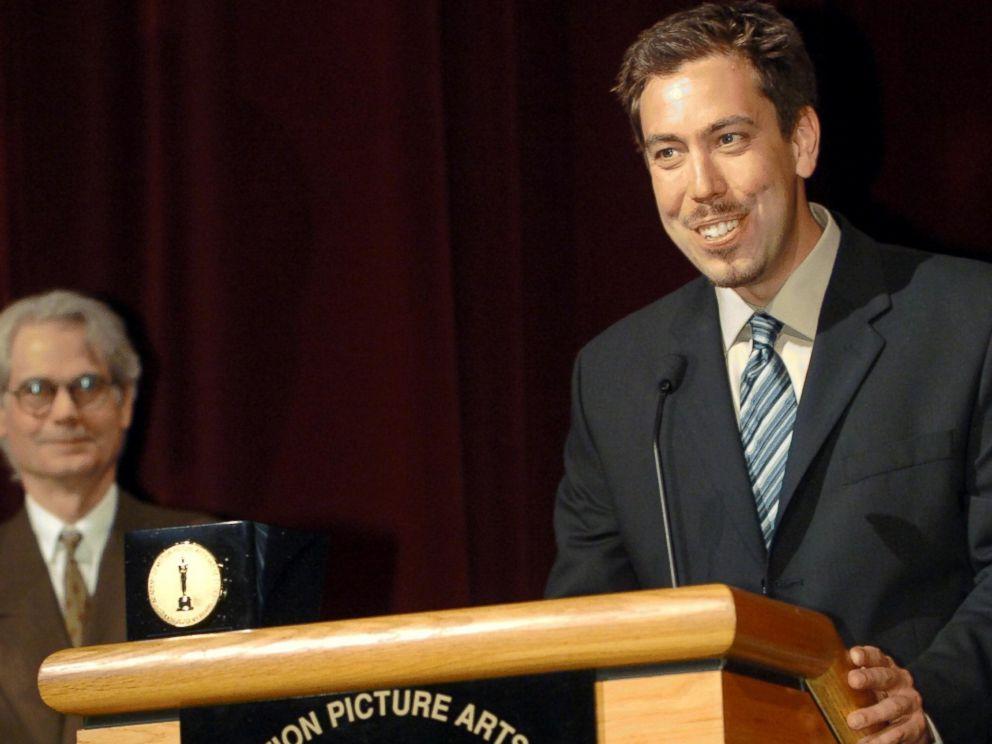 PHOTO: Caleb Deschanel and Dan Krauss present at the 2005 Student Academy Awards.
