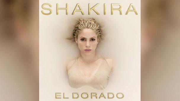 """PHOTO: Shakiras new album, """"El Dorado,"""" was released on May 26, 2017."""