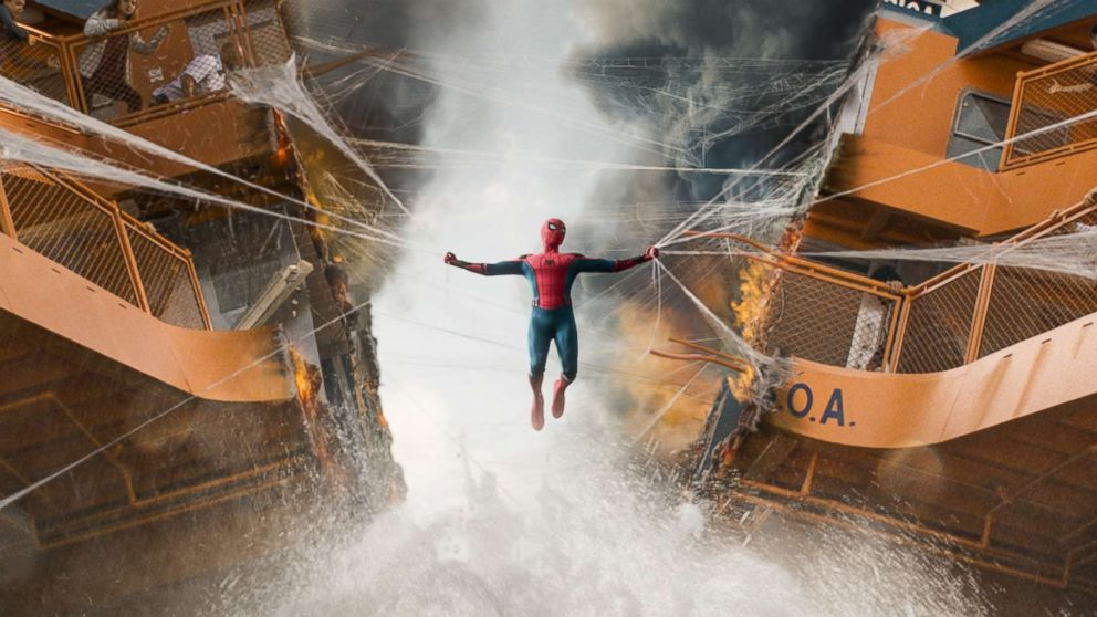 Spider-Man: Homecoming': How Tom Holland created a truly