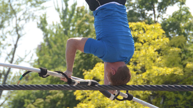 PHOTO: Wallenda, 33, is an experienced daredevil.