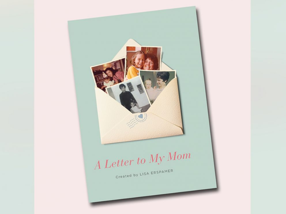 PHOTO: Kristin Chenoweth is among the celebrities who contributed to a new book, A Letter to My Mom, which includes personal letters from people across the world celebrating and honoring the women who raised them.