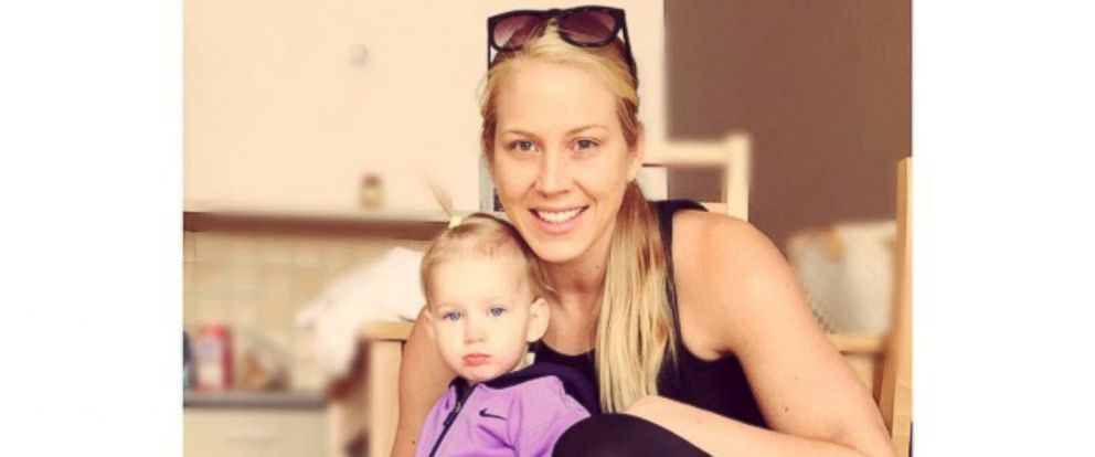 PHOTO: WNBA star Abby Bishop is caring for her nearly 2-year-old niece, Zala.