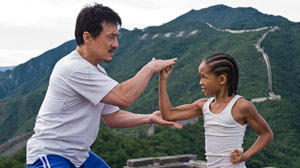 Karate Kid: Then and Now