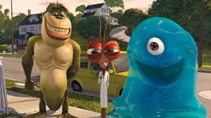 Monsters Vs. Aliens Hurtles to $58.2M Debut