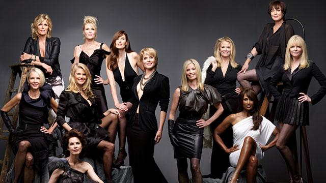 PHOTO: Former supermodels