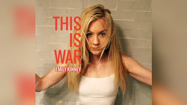 """PHOTO: Emily Kinneys """"This Is War"""""""