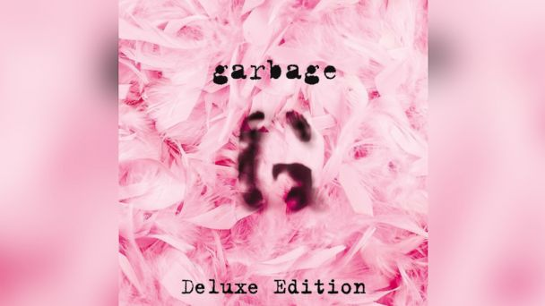 """PHOTO: Garbages """"Garbage"""" (20th Anniversary Deluxe Edition)"""