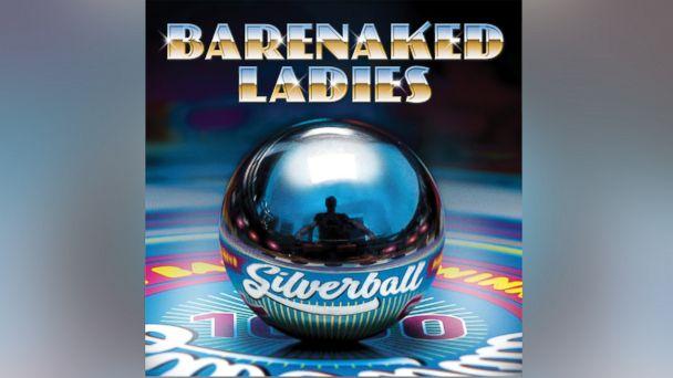 """PHOTO: Barenaked Ladies album """"Silverball"""""""