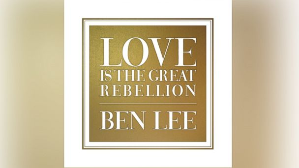 "PHOTO: Ben Lees album ""Love Is The Great Rebellion"""