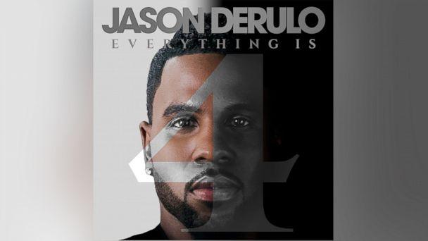 """PHOTO: Jason Derulos album, """"Everything is 4"""""""