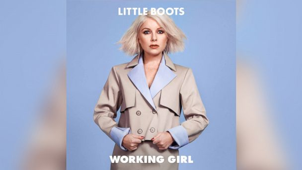 "PHOTO: Little Boots - ""Working Girl"""