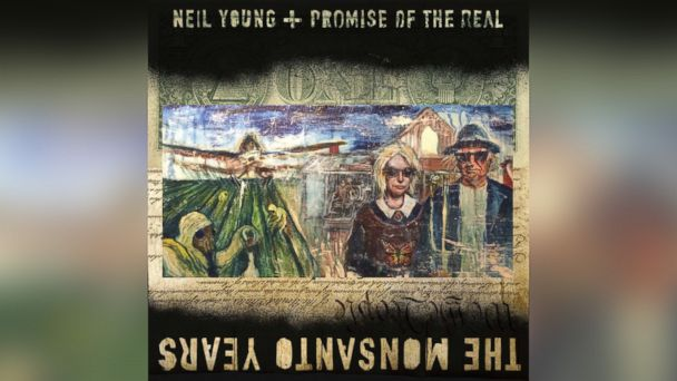 "PHOTO: Neil Young + Promise Of The Real - ""The Monsanto Years"""