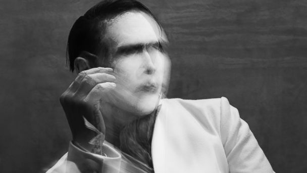 """PHOTO: Marilyn Mansons """"The Pale Emperor"""" (Deluxe Edition)"""