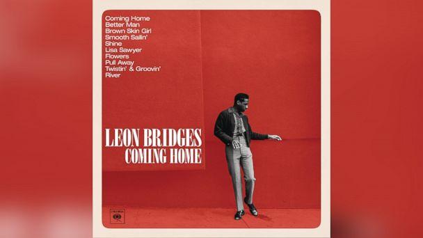 "PHOTO: Leon Bridges - ""Coming Home"""