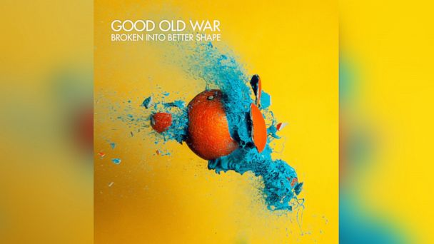 "PHOTO: Good Old War - ""Broken Into Better Shape"""
