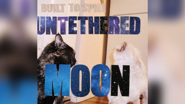 """PHOTO: Built To Spill """"Untethered Moon"""""""